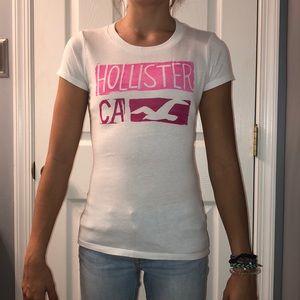 Hollister logo T-shirt